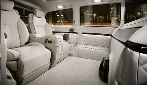 Mercedes-Benz Sprinter Lux