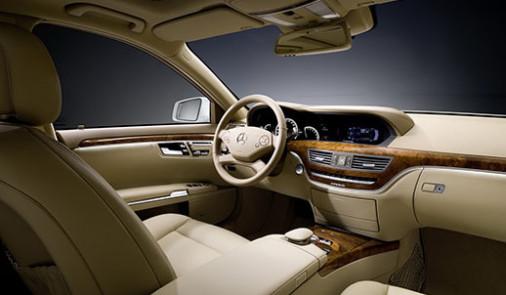 Mercedes-Benz S-Class  (W221) до рестайлинг