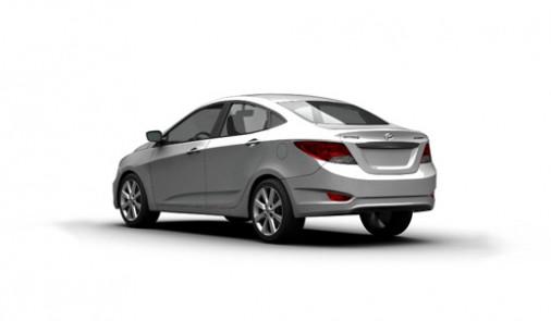 Hyundai Solaris 1.6 АТ седан