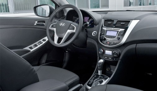 Hyundai Solaris АТ 1,4 седан