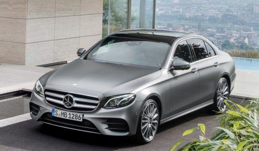 Mercedes W213